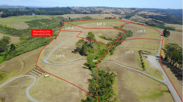 Lot 3 Waingaro Lane Kerikeri property image