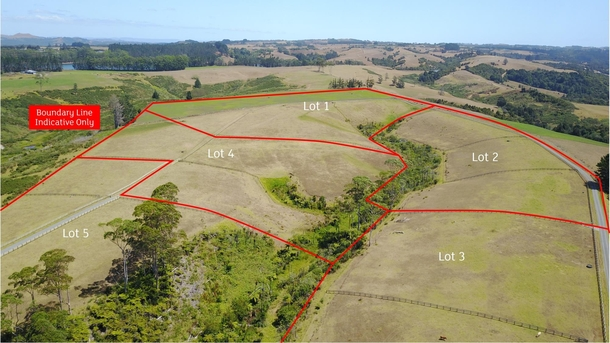 Lot 1 Waingaro Lane Kerikeri property image