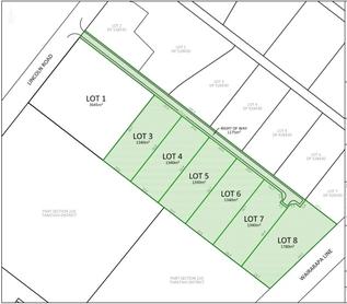 Lots 3-8 103 Lincoln Road Carterton property image