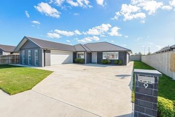 9 Huffington Place Feilding property image