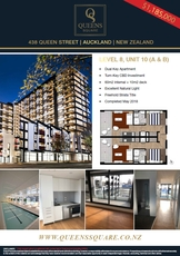 810/438 Queen Street Auckland Central property image