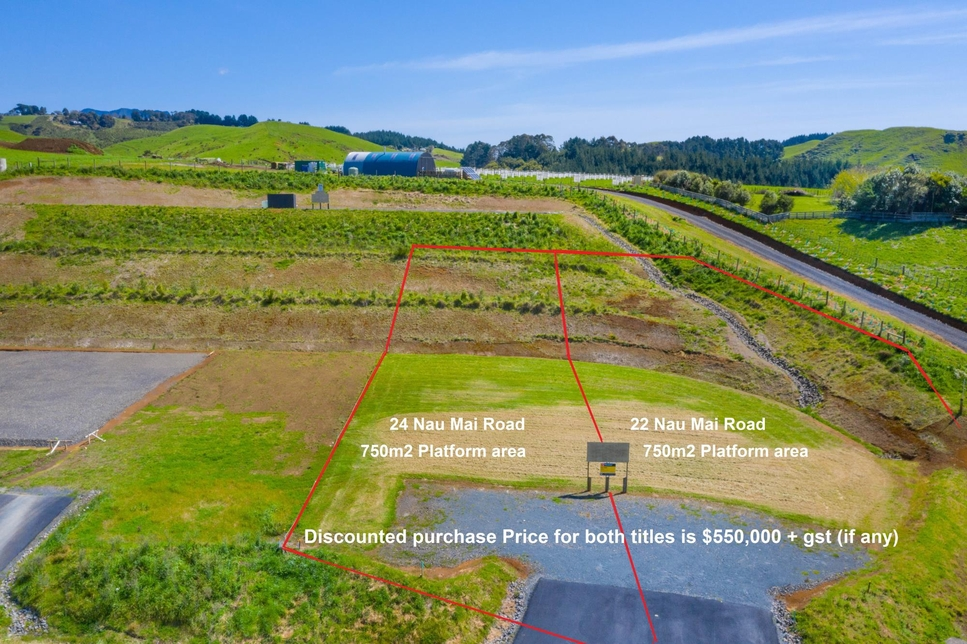 22 & 24 Nau Mai Road Raglan featured property image