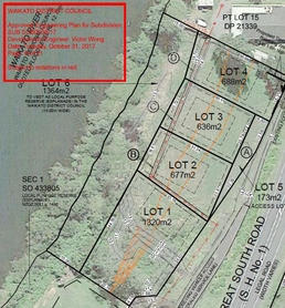 Lot 4 Great South Road Taupiri property image