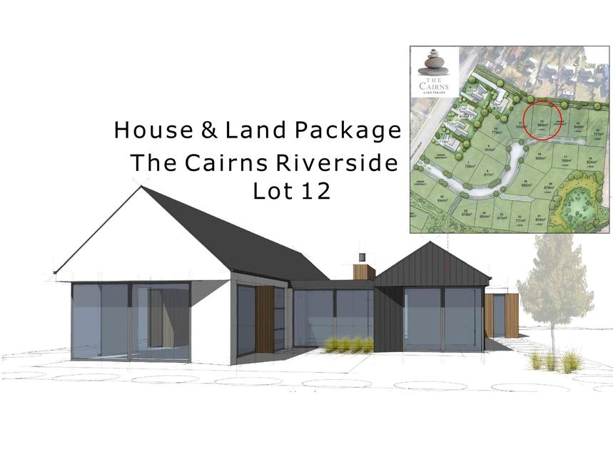 Lot 12 The Cairns Riverside Lake Tekapoproperty slider image